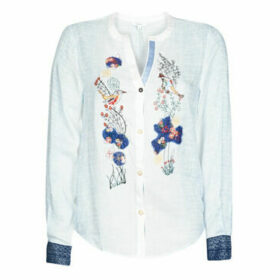 Desigual  MATERA  women's Shirt in White