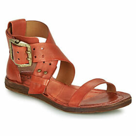 Airstep / A.S.98  RAMOS CROISE  women's Sandals in Red