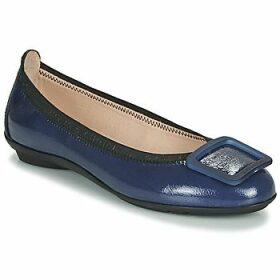 Hispanitas  CAPRI  women's Shoes (Pumps / Ballerinas) in Blue