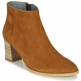 Myma  LASTICO  women's Low Ankle Boots in Brown