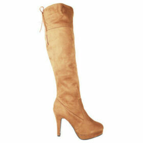 Love My Style  Teigan  women's High Boots in multicolour