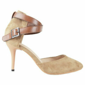 Love My Style  Perrie  women's Court Shoes in Beige