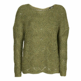 Only  ONLHAVANA  women's Sweater in Kaki