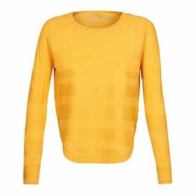 Only  ONLCAVIAR  women's Sweater in Yellow