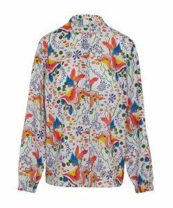 Earthling Floral Shirt