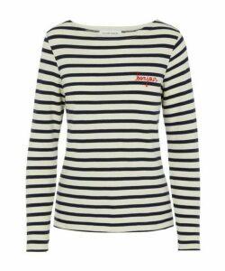 Bonjour Sailor Striped T-Shirt