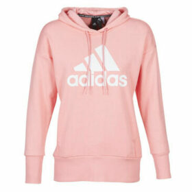 adidas  BOS LONG HD  women's Sweatshirt in Pink