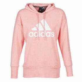 adidas  BOS LONG HD  women's Sweatshirt in Pink