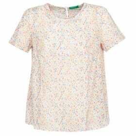 Benetton  DANIEL  women's Blouse in Multicolour