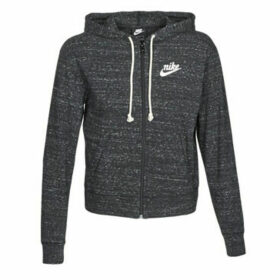 Nike  W NSW GYM VNTG HOODIE FZ  women's Sweatshirt in Grey