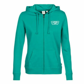 Vans  WM FULL PATCH CLASSI  women's Sweatshirt in Green