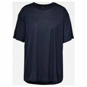 G-Star Raw  D16265 9297 WEIR UTILITY  women's T shirt in Blue