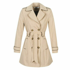 Naf Naf  BISAMA  women's Trench Coat in multicolour