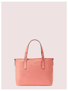 Taylor Small Crossbody Tote - Lychee - One Size