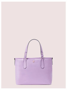 Taylor Small Crossbody Tote - Iris Bloom - One Size