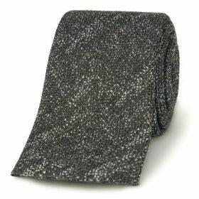Gibson Grey Melange Tie