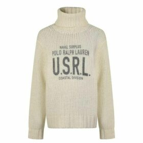 Polo Ralph Lauren Graphic Turtle Neck Knitted Jumper