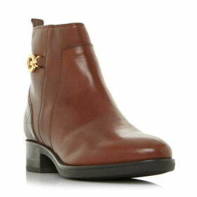 Geox D Felicity A Metal Branded Boots