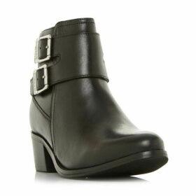 Dune B Intl Inglewoo Buckle Boots