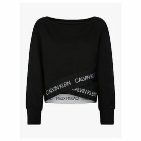 Calvin Klein Performance Sweatshirt, CK Black