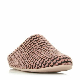 Fitflop Chrisse Knit Knit Mule Slippers