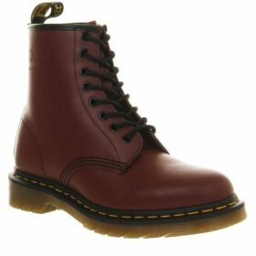 Dr Martens 8 eyelet lace up boots