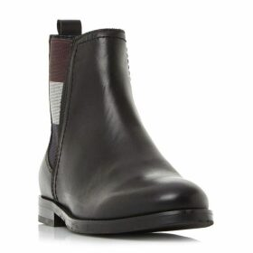Tommy Hilfiger Genny 16A2 Flag Gusset Chelsea Boots