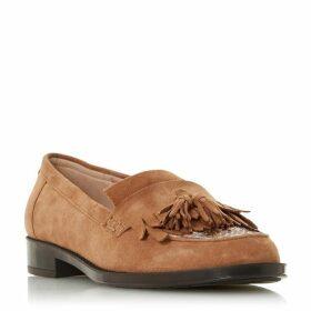Dune Greatly Tassel Detail Loafers