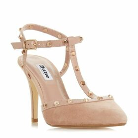 Dune Catelynn Studded Court Shoes