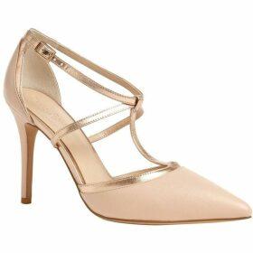 Phase Eight Nina Leather Court Shoes