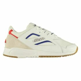 Ellesse Contest Leather Trainers