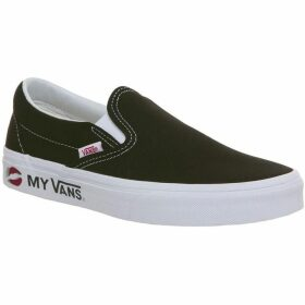Vans Classis Slip On Trainers