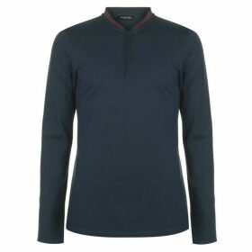 Selected Homme Selected Josh Long Sleeve Polo Mens
