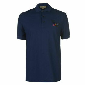 Burberry Brit Burnton Embroidered Logo Polo