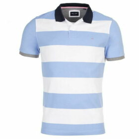 Eden Park Short Sleeve Polo