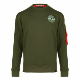 Alpha Industries Space Shuttle Sweatshirt