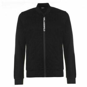 Karl Lagerfeld Zip Sweatshirt
