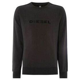 Diesel Willy Logo Sweatshirt