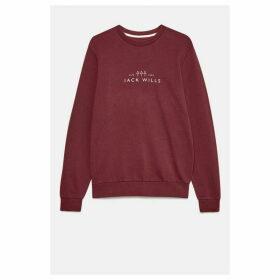 Jack Wills Cruxton Graphic Sweatshirt
