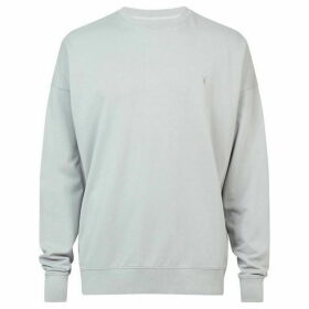 All Saints Negotum Crew Neck Sweatshirt