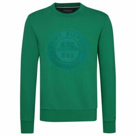 Tommy Hilfiger Steward Embossed Logo Sweatshirt