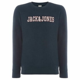 Jack and Jones Crew Neck Watt Sweatshirt