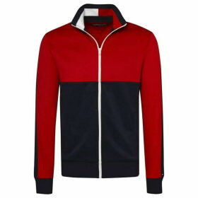 Tommy Hilfiger Sporty Tech Zip Through Sweatshirt