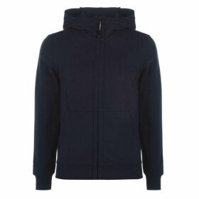 CP COMPANY Full Zip Hooded Goggle Sweatshirt