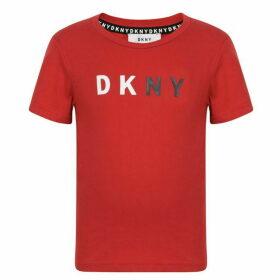 DKNY Logo T Shirt
