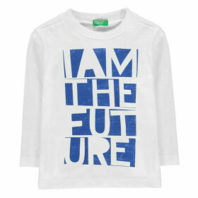 Benetton I Am The Future T Shirt