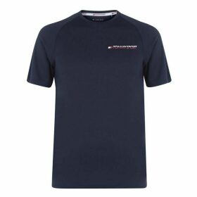 Tommy Sport Logo T Shirt