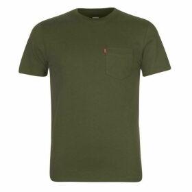 Levis Tab T Shirt Mens