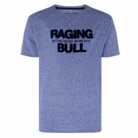 Raging Bull Boucle T Shirt