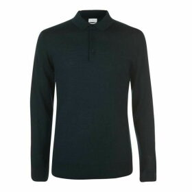 Linea Thames Zip Polo Neck Jumper